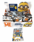 Whole Box Of 30 SEALED MINIONS SURPRISE BAGS - Party Toys - NEW